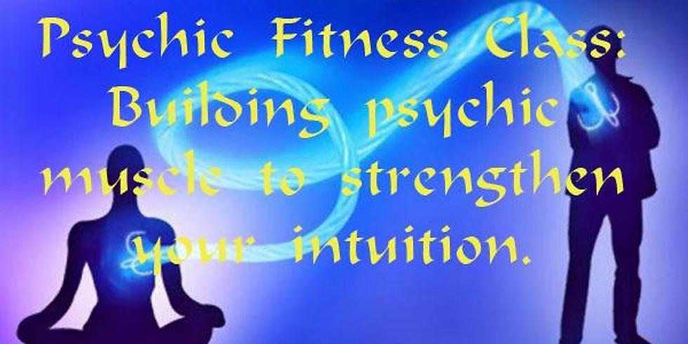 Psychic Fitness w/JarieLyn & Gayla