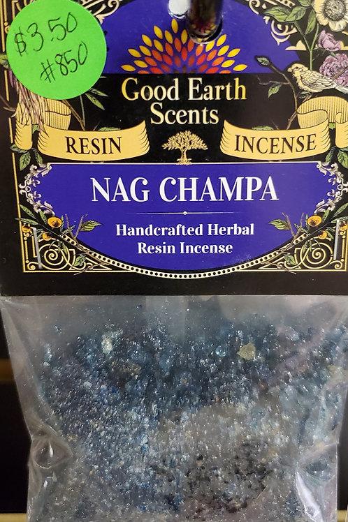 Good Earth Resin Nag Champa