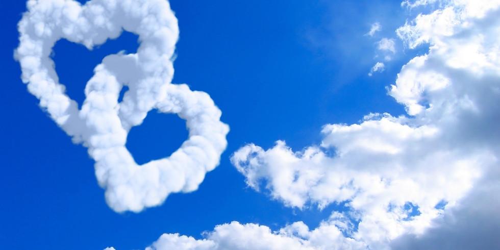 Mediation on Twin Hearts    (2)