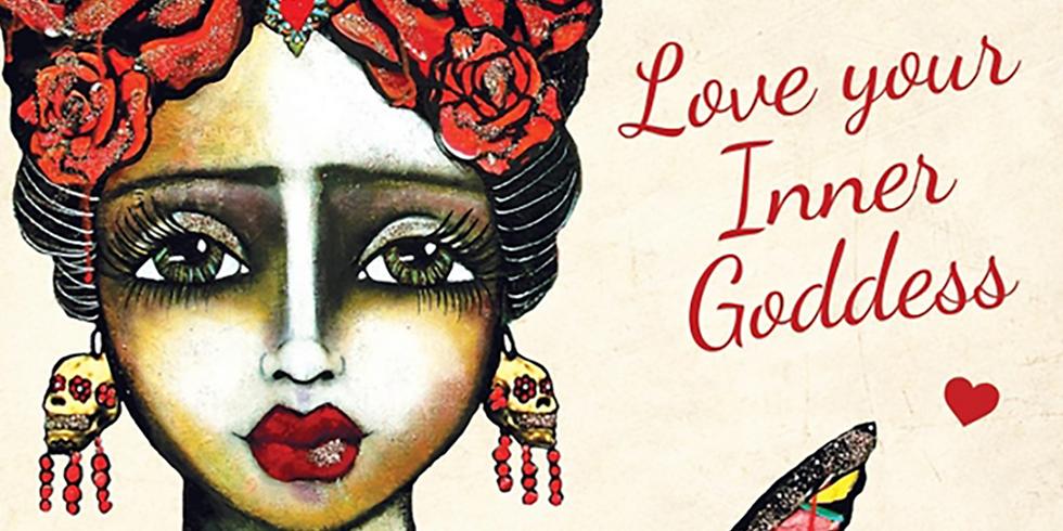 Love Your Inner Goddess Heart