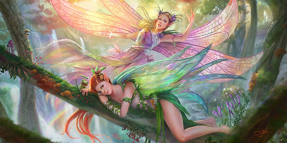How to work with Angels, Spirit Guides, and Fairies