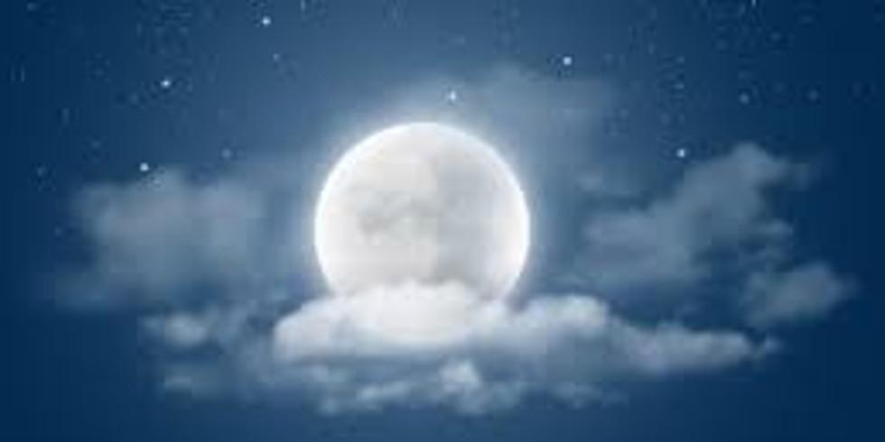 Full Full Moon Class w/Gayla