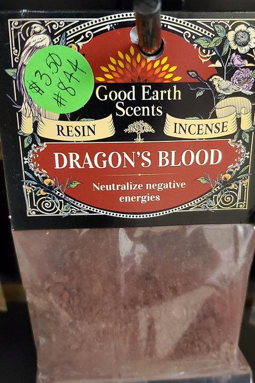 Good Earth Resin Dragons Blood
