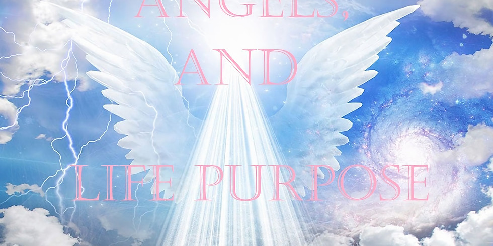 Mindful Intuition, Angels & Life Purpose