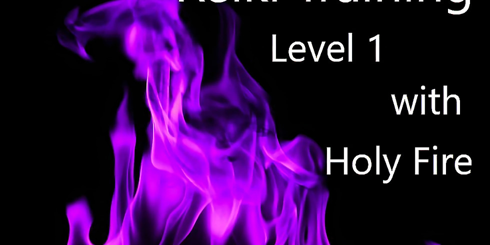 Reiki 1 with Holy Fire Certification