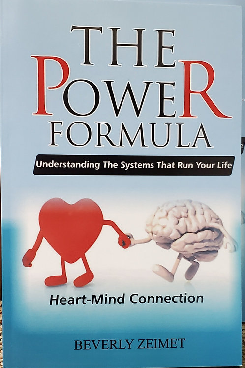 The Power Formula Book by Beverly Zeimet