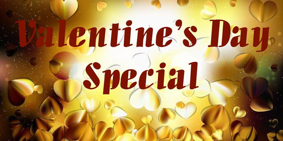Valentine Special: Tandem Reiki Session (1)