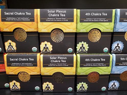 Chakra Teas