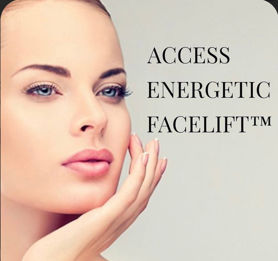 Energy Face Lift Access Bar Session