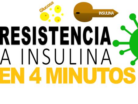 La explicación definitiva sobre ¿Qué es la resistencia a insulina?