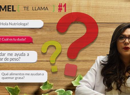 Preguntas y respuestas de Nutrición. Parte 1.