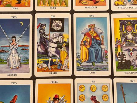 This Week's Tarot Reading
