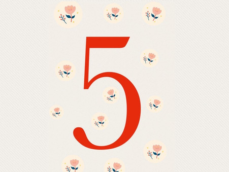 5 Men, 5 Questions