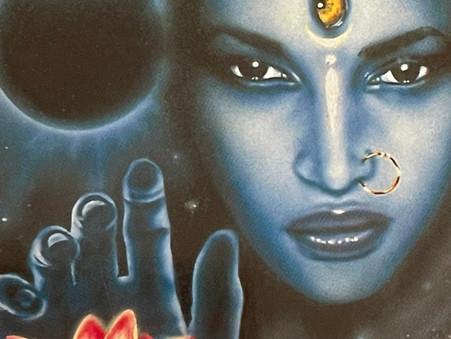 Weekly Goddess - Kali