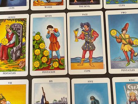 May Tarot Reading