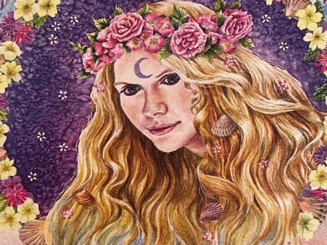 Weekly Goddess - Cordelia