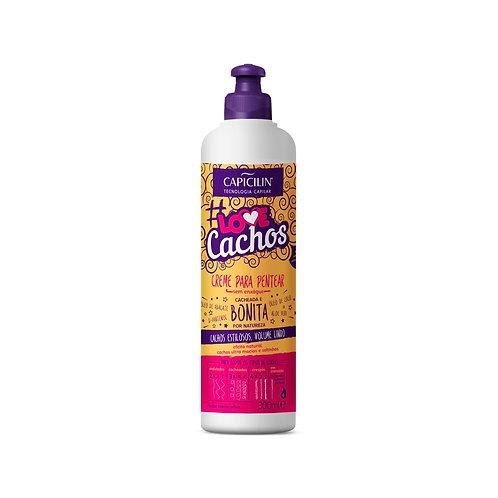 Capicilin Crema para Peinar Love Cachos 300ml