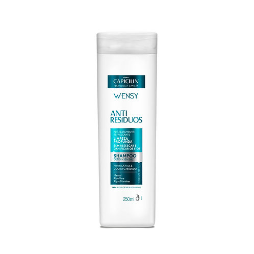 Capicilin Shampoo Anti-Residuos 250ml
