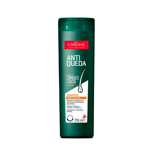 Capicilin Shampoo Anticaída Cabellos Secos 250ml
