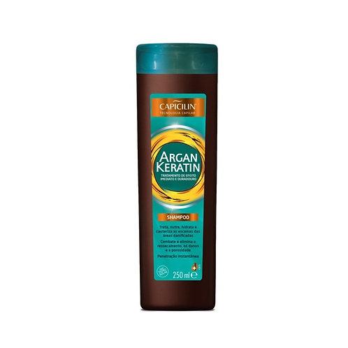 Capicilin Shampoo Argán Keratin 250ml