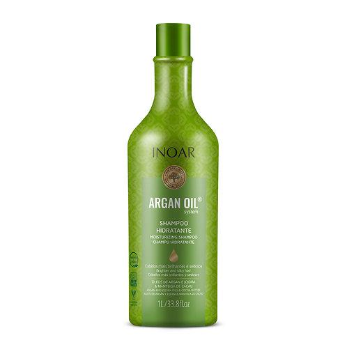 Inoar Shampoo Argán Oil 1000ml