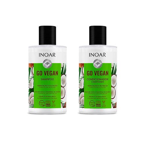 Inoar Go Vegan Hidratación Dúo