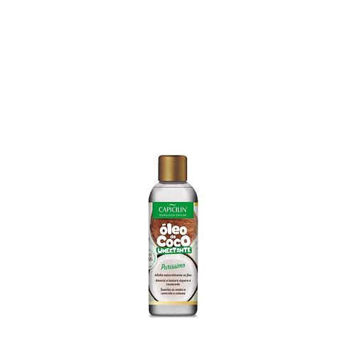 Capicilin Oleo de Coco Purissimo 55ml