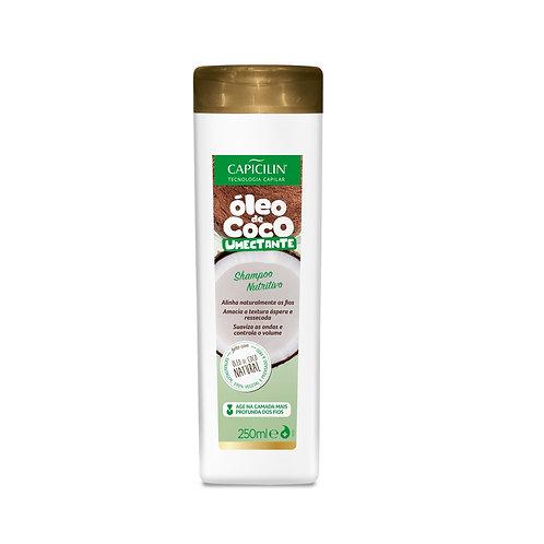 Capicilin Shampoo Oleo de Coco 250ml