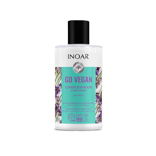 Inoar Go Vegan Antifrizz Acondicionador 300ml