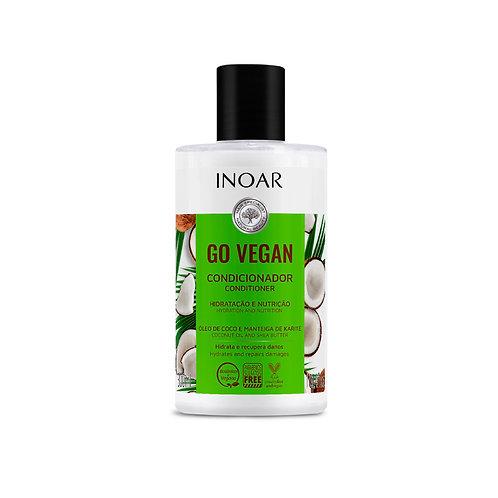 Inoar Go Vegan Hidratación Acondicionador 300ml