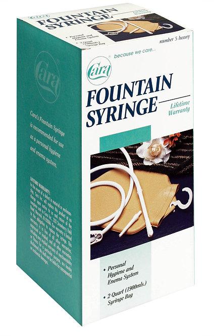 Model #5 - Luxury Fountain Syringe