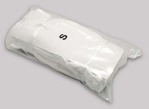 Model # 181 Dermatological Cotton Gloves - Small Bulk 12/Bag