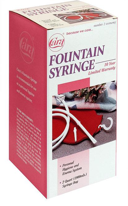 Model #2 - Economy Fountain Syringe