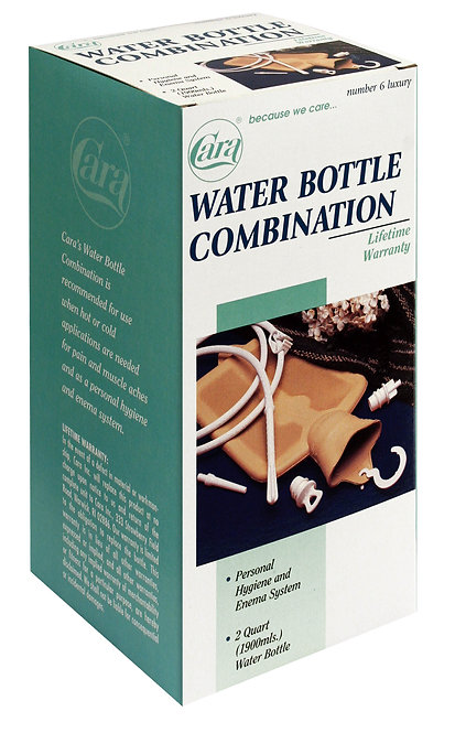 Model #6 - Luxury Combination Water Bottle