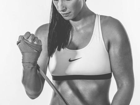5'11 165lbs Judo Star Izabella