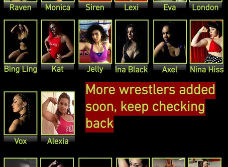 Princess Nikki & Orsi B added to Mixed Wrestling Party Line-up