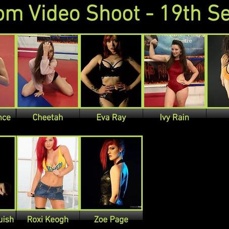 Huge Custom Shoot 19th September