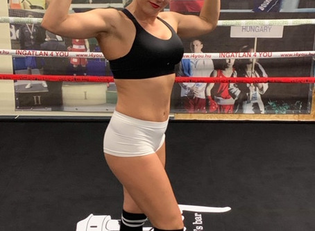 Natasha from Hungary added to the line-up for July 20th Female Wrestling Event
