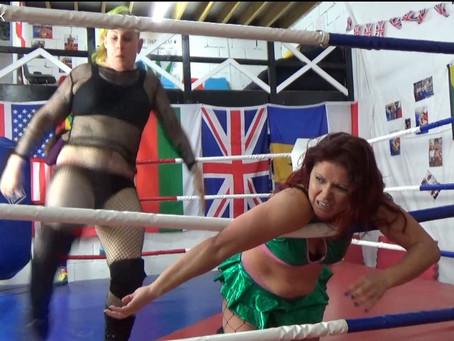 MPWL0006 - Jewells Malone & Lia Latif vs Morgana & Rebel Kinney