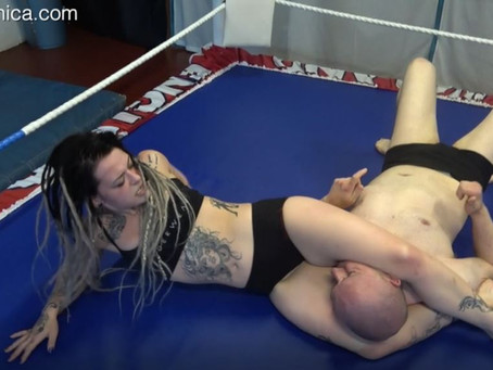 Havoc Dominates Cocky Gary - Rematch