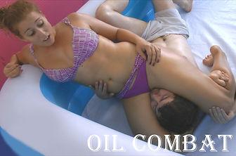 Oil Combt
