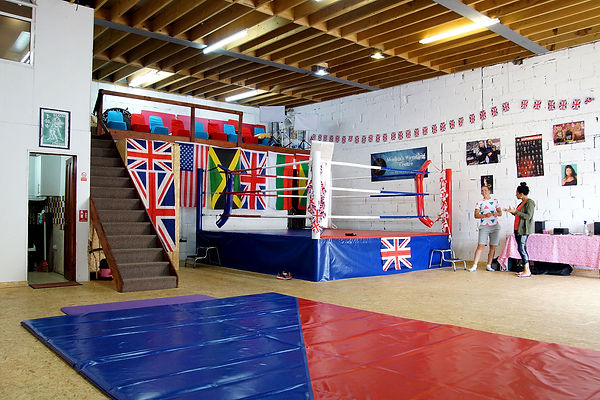 Monica's Wrestling Centre