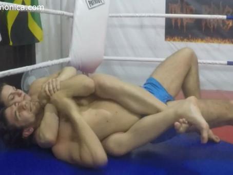 Phoenix dominates Bert - rematch