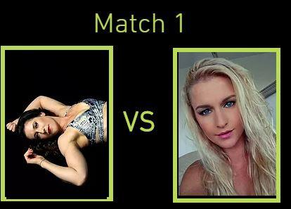 Jade vs Vanessa