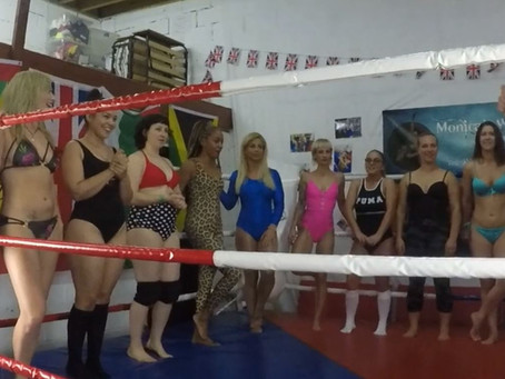 Mixed Wrestling Party Sep 2018
