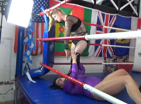 MPWL0002 - Morgana vs Rebel Kinney