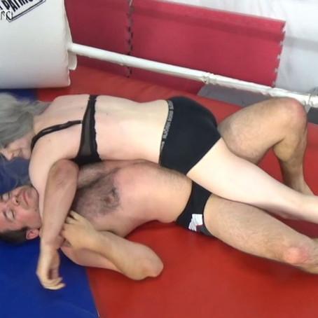 Lola Ray Humiliates Russ - rematch