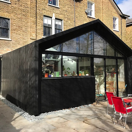 How to install timber cladding