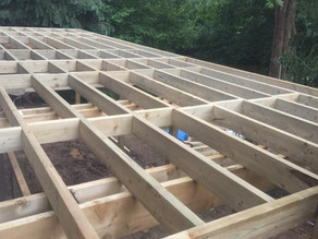 The Pros and Cons of Softwood and Composite Frameworks