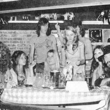 Led Zeppelin at Rodney's English Disco